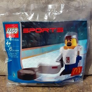 LEGO Vintage McDonald's Happy Meal 2004 #4 LEGO Sp